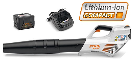 Stihl BGA56 Battery Blower (SET)