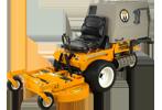 Walker MCGHS Tractor 19hp Kohler