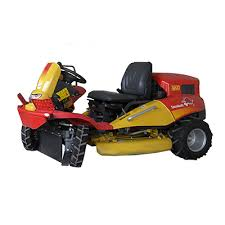 Razorback CMX227 4WD Ride On Brushcutter
