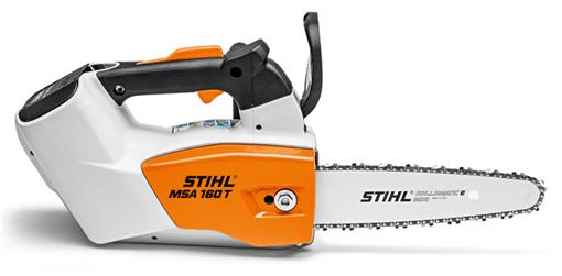 Stihl MSA160 T Batt Chainsaw