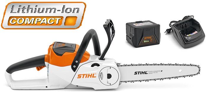 Stihl MSA120 C Battery Chainsaw (SET)