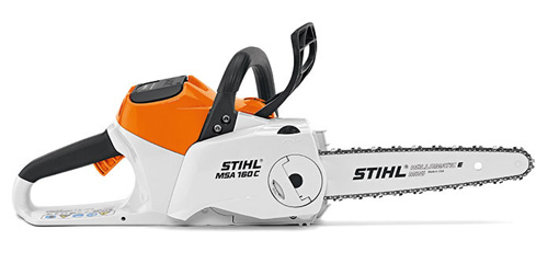 Stihl MSA160 C Battery Chainsaw