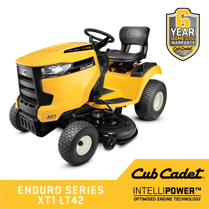 Cub Cadet Series XT1 LT42 Intellipower