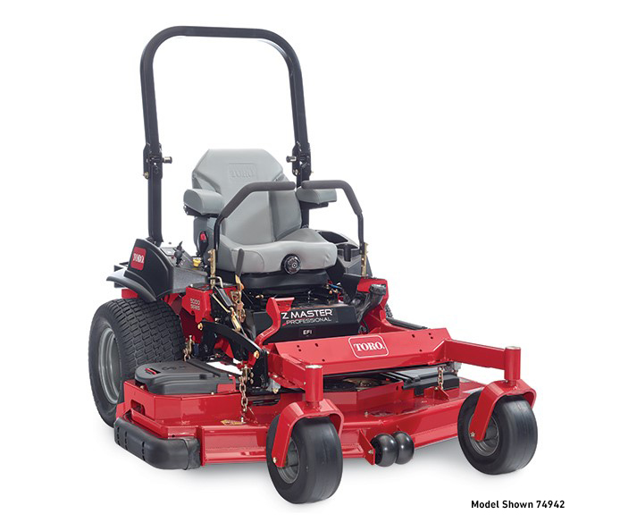 "Toro Z-Master 5000 series 60"" Turbo Force"